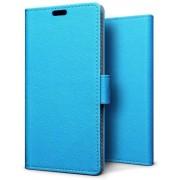 Motorola One hoesje - Book Wallet Case - blauw