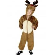 Costum Craciun Copii Renul Rudolf