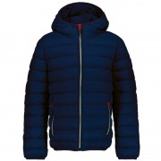 CMP Boy Jacket Fix Hood (3Z16974) Blå
