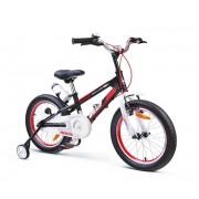"""Dječji bicikl Space aluminij 18"""" - crni"""