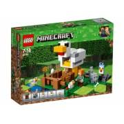 Cotetul de gaini 21140 LEGO Minecraft