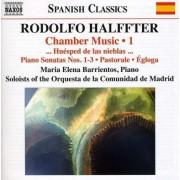 E. Halffter - Chamber Music Vol.1 (0747313241873) (1 CD)