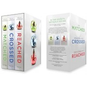 Matched Trilogy Box Set: Matched/Crossed/Reached, Hardcover