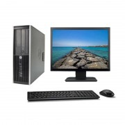 Hp 6200 Pro SFF 19 Core I3 3.1 GHz HDD 2 To RAM 16 Go