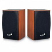 Zvučnici GENIUS SP-HF160, 2.0, 4W, wooden