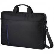 Чанта за лаптоп HAMA Cape Town, 40 cm (15.6), Черен/Син, HAMA-101907
