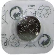 Baterie buton oxid de argint 366, 1,55 V, 40 mAh, Renata
