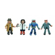 Gotham Minimates Series 4 Box Set