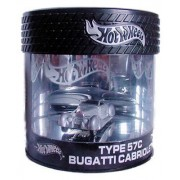 Hot Wheels Type 57C Bugatti Cabriolet