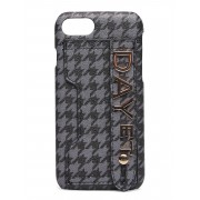 DAY et Day Ip P Metal Logo 7 8 Mobilaccessoarer/covers Grå DAY Et
