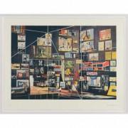 Thomas Huber – Das Kabinett der Bilder, Druck