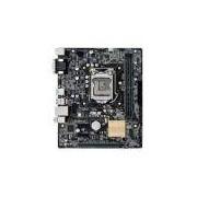 PLACA-MÃE ASUS H110M-CS/BR PARA INTEL 1151 DDR4 UATX USB 3.0, VGA 5X PROTECTION 90MB0RL0-C1BAY0