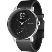 Ceas smartwatch Nokia Steel HR 36mm, Black