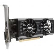 Paca video msi Radeon RX 550 4GT GDDR5 1203 MHz / 6000 MHz HDMI / DVI-DL-D