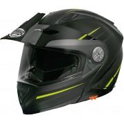 Premier Xtrail MOY BM Helmet Hjälm Svart Grön S