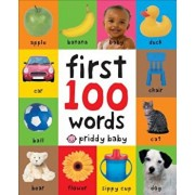 First 100 Words, Hardcover/Roger Priddy