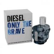 Diesel Only The Brave Eau De Toilette Spray 1 oz / 29.57 mL Men's Fragrance 481887