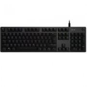 Геймърска механична клавиатура logitech g512 carbon gx red linear, черен, logitech-key-g512-gx-red
