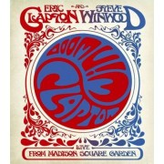 Eric Clapton & Steve Winwood - Live from Madison Square Garden (0093624979692) (1 BLU-RAY)