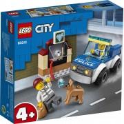 Lego City Police (60241). Unità cinofila della polizia