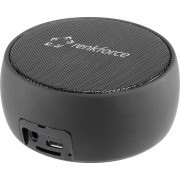 "Boxă Bluetooth 4.1 Renkforce ""BlackGlobe1"", handsfree, AUX, SD, negru"