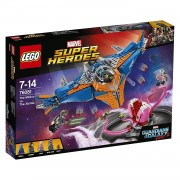 Lego super heroes la milano contro l'abilisk 76081