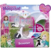 Blister cu 5 figurine seria 2 Rescue Hospital
