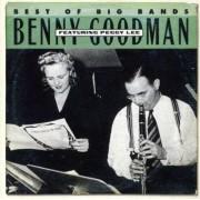 Benny Goodman - Benny Goodman Featuring Peggy Lee (0886978434821) (1 CD)