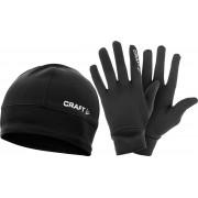 Craft Runinter Gift Pack Sporthandschoenen Unisex - Black
