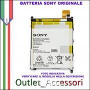 Batteria Pila Sony Xperia Z Ultra C6802 C6833 XL39H 1270-8451 Originale
