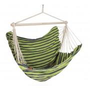 Viseća mreža stolica zelena boja Spokey