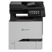 Multifunctional Lexmark CX727DE, laser color, Fax, A4, 47 ppm, Duplex, RADF, Retea (Alb/Negru)