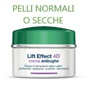 Manetti&Robert's Somatoline Cosmetic Lift Effect 4D Crema viso Giorno antirughe filler per pelle normale o secca (50 ml)