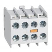 LEGRAND Bloc de contacts auxiliaires - montage frontal - 1NO + 3NF - pour mini-contacteurs CTX³