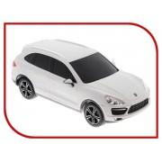 Игрушка Rastar Porsche Cayenne 1:24 46100 White