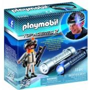 PLAYMOBIL Headlight with Spy Team Agent