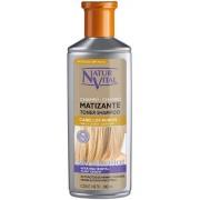 MULTI BUNDEL 2 stuks Naturaleza Y Vida Toner Shampoo Blonde 300ml