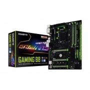 Tarjeta Madre GIGABYTE GA-GAMING B8 4xDDR4 3xPCI-E 4xUSB3 HDMI Socket 1151-Negro