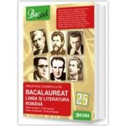 PREGATIREA EXAMENULUI DE BACALAUREAT LIMBA SI LITERATURA ROMANA 2016. Filiera teoretica - Profil umanist Filiera vocatio
