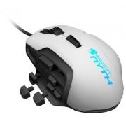 ROCCAT Mysz laserowa Nyth Biało-czarny