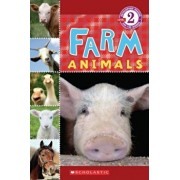 Farm Animals, Paperback/Wade Cooper