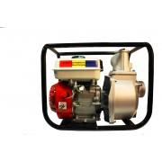 Motopompa pe benzina 6.5 CP, refulare pe 3