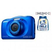 Digital Camera W100 kit Blue