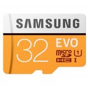Memoria Micro SD SAMSUNG Class10 EVO 32GB - Naranja
