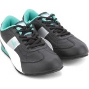 Puma Sports Shoes(Black, Green)
