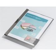 Buzunar autoadeziv Durable Pocketfix, 62 x 93 mm, 10 bucati/set