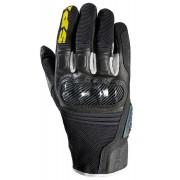 Spidi TX-2 Gloves Black White Yellow M