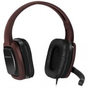 Defender Gaming casque Warhead G-250 Marron