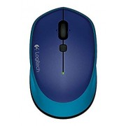 Logitech Wireless Mouse M335 (Blue)