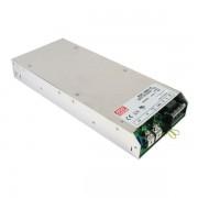 Transformator Sursa Profesionala de tensiune constanta Mean Well RSP-1000-12 IP67 230V la 12V 6A 80W DIM